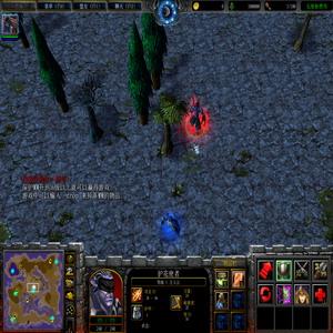 rpg游戏打斗地图素材