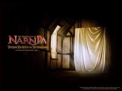 《纳尼亚传奇:狮子女巫和魔衣橱》游戏壁纸02