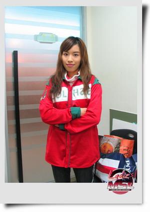韩国星际女王tossgirl