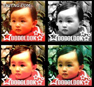 亚洲第一视频美女dodolook被MOP签下代言《大话战国》的...