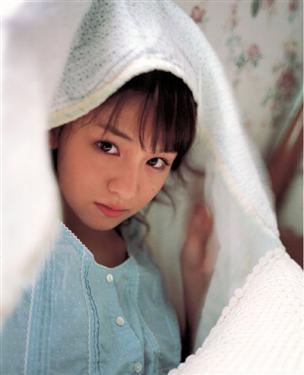 可爱的12岁女生写真