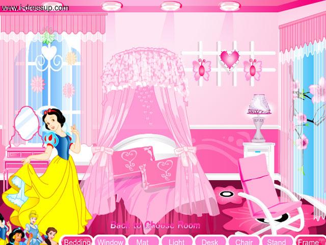 小游戏:迪士尼公主