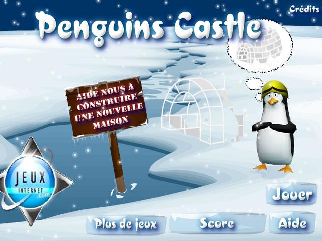 在冰雪世界南极住着一群可爱的企鹅宝宝,它们自由自在地生活着,可是突然有一天,在企鹅的家门口出现了一只鲨鱼,企鹅宝宝回家的路上开始充满了荆棘! 玩法:企鹅宝宝如果直接跳下去会被鲨鱼吃掉!你要想办法保护这些企鹅,并送它们回家!通过移动救生圈,弹它们到对岸的雪屋里。鼠标操作。 如果您已经将这款游戏通关或者打出了最高记录,别忘记加入通关达人俱乐部分享通关截图和视频攻略! 如果您有更好玩的小游戏,别忘记点击这里上传到我们的网站和大家一起分享!!