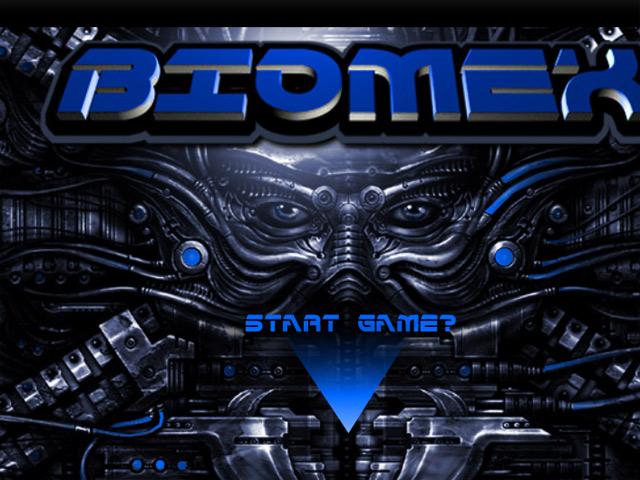Играть сейчас в игру BioMex онлайн бесплатно.