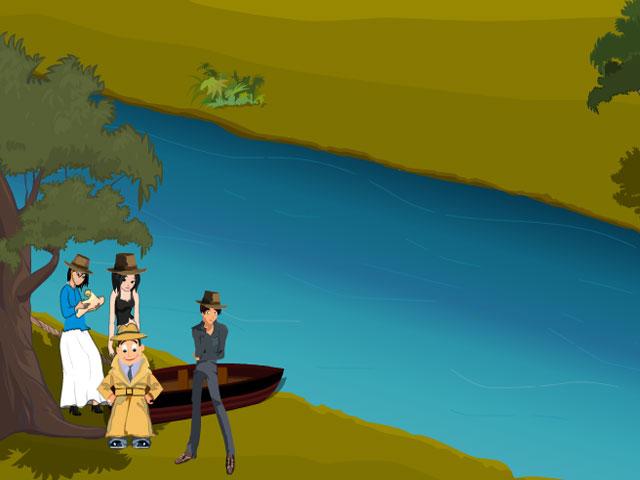 探险家逃出