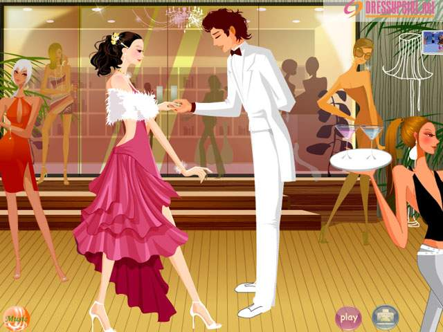 请你跳只舞