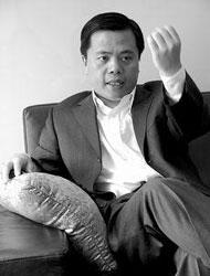 2006中国游戏十大风云人物之陈天桥