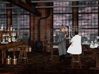 至爱的老游戏之六--《福尔摩斯--玫瑰纹身》图片