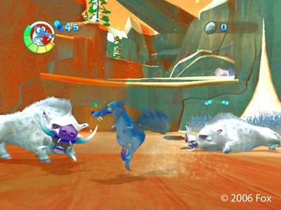 《冰河世纪2:消融》精彩我要试玩当攻略手游大侠图片