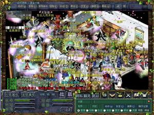 大批玩家进驻《幻灵游侠》新开放的
