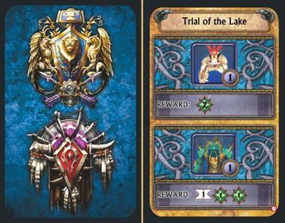 魔兽世界桌面游戏资料片10月中国上市