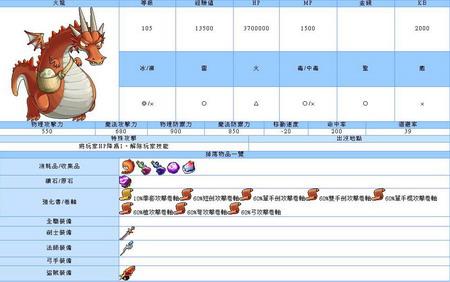 冒险岛狂龙全屏挂机 冒险岛神木村怪物图鉴;