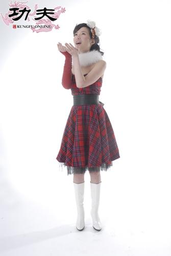 独家:Ayawawa代言《教师OL》性感写真美女性感写真功夫图片