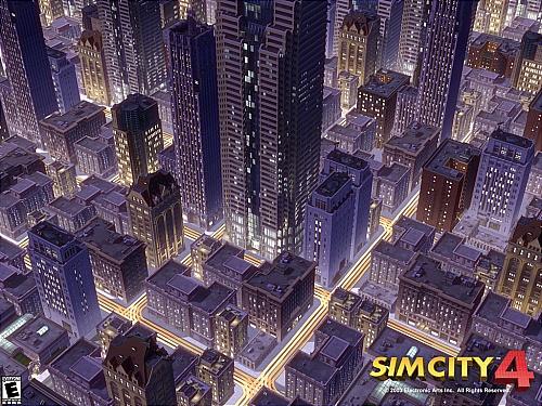【夜景】金茂大厦对面·内透更漂亮·模拟城市既视感