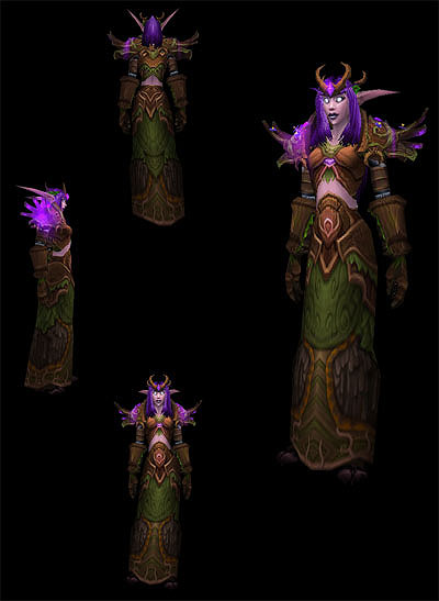 world of warcraft night elf hunter. pictures 1x Night Elf Hunter