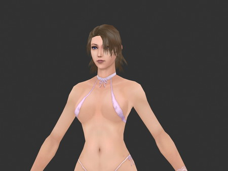 性角色衣不蔽体图