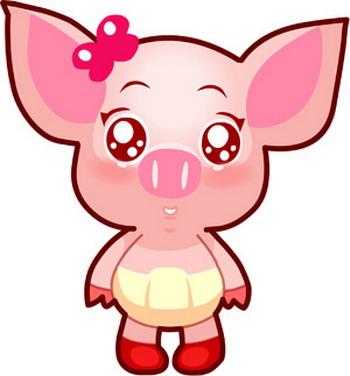 qq宠物新宠猪猪即将亮相2007chinajoy