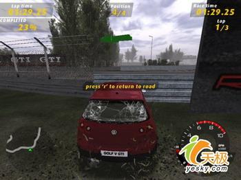 《大众赛车 gti》以德国大众汽车各个年代golf ,甲壳虫, gti车辆为