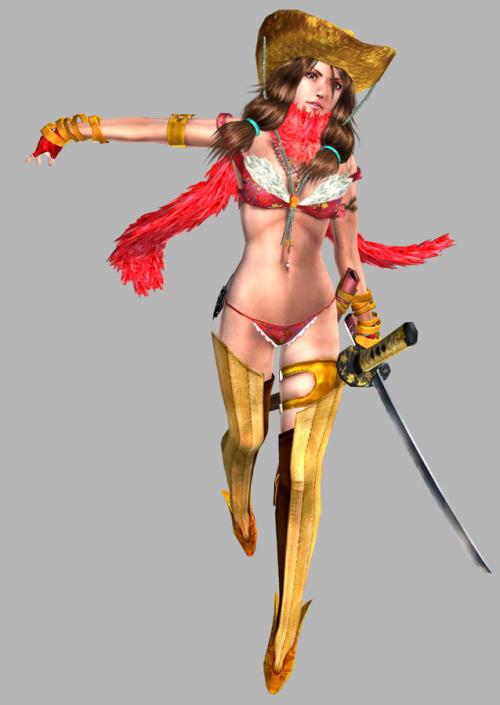 《御姐武戏r》清凉美女cosplay