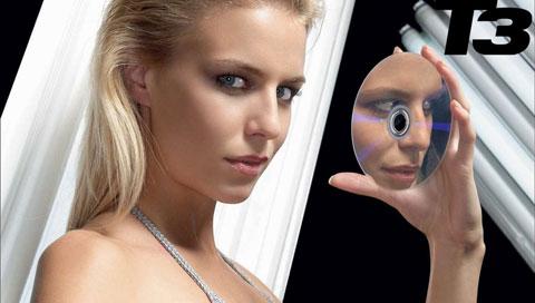 PSP模特:《T3》性感美女壁纸欢季性感美女第九套写真图欢图片
