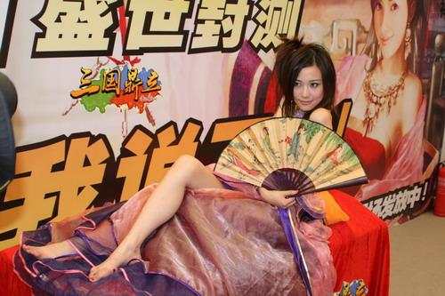 chinajoy美女showgirl图片精选