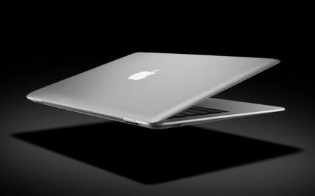 漂亮的苹果超薄笔记本电脑图片