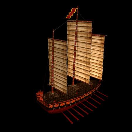 环游世界《航海世纪》探险船秀(四)