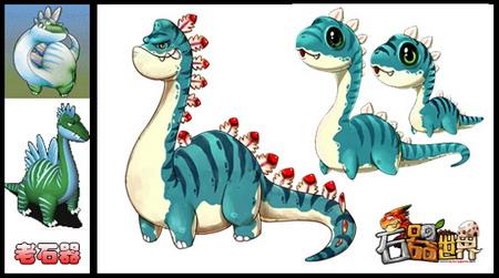 蝎子——  虽然幼年的时候很可爱,但是实际上是攻击非常犀利的宠物