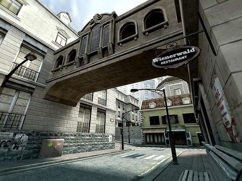 v.a》壁纸:欧式建筑