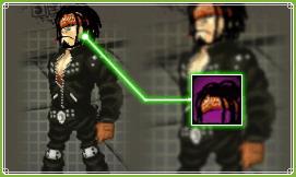 弹头奇兵史上最酷刀锋战士发型登场