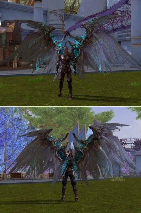 空中强袭《永恒之塔》全翅膀装备展示