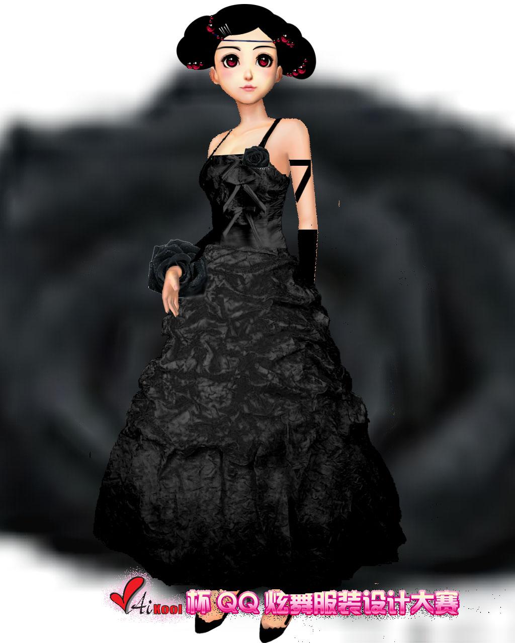 qq炫舞大师级服装设计 引领炫舞时尚