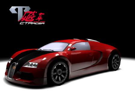 布加迪威龙(veyron)这个名字源自曾经驾驶布加迪57赢得1939利曼桂冠的