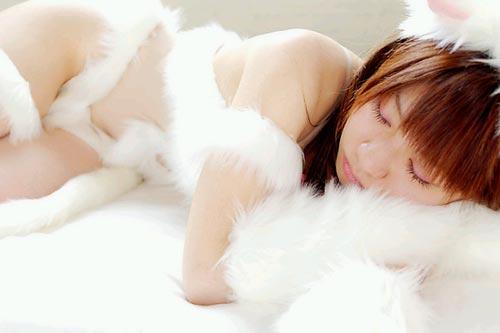 日本美眉coser上演性感猫咪写真 22>