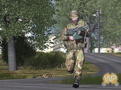 拟真军事游戏《武装突袭》公布[多图]