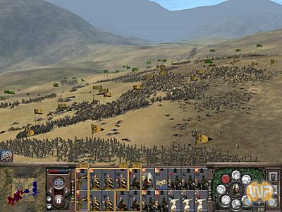 中世纪2 全面战争 万人大战