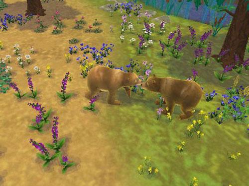 gc2008:ds版《模拟动物》试玩报告