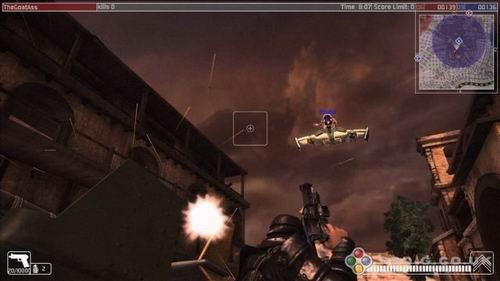 经典空战游戏《战鹰》ps3版最新热讯