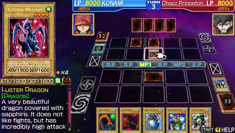 游戏王gx卡片大全_PSP《游戏王决斗怪兽GX卡片力量2》汉化版