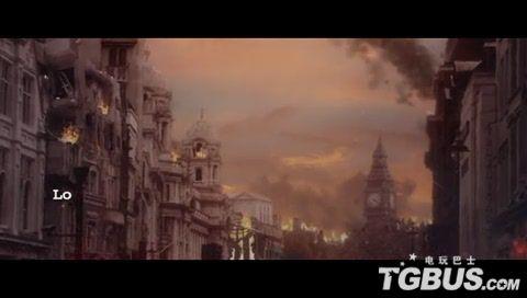 psp《2012世界末日》2008灾难片大片