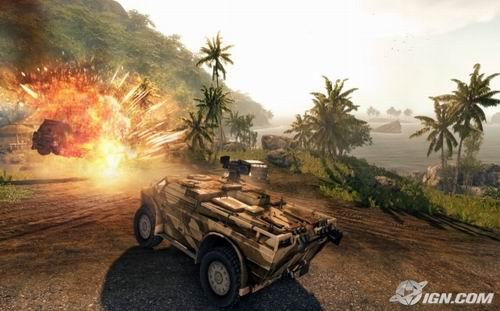 pc版《孤岛危机 弹头》游戏试玩报告