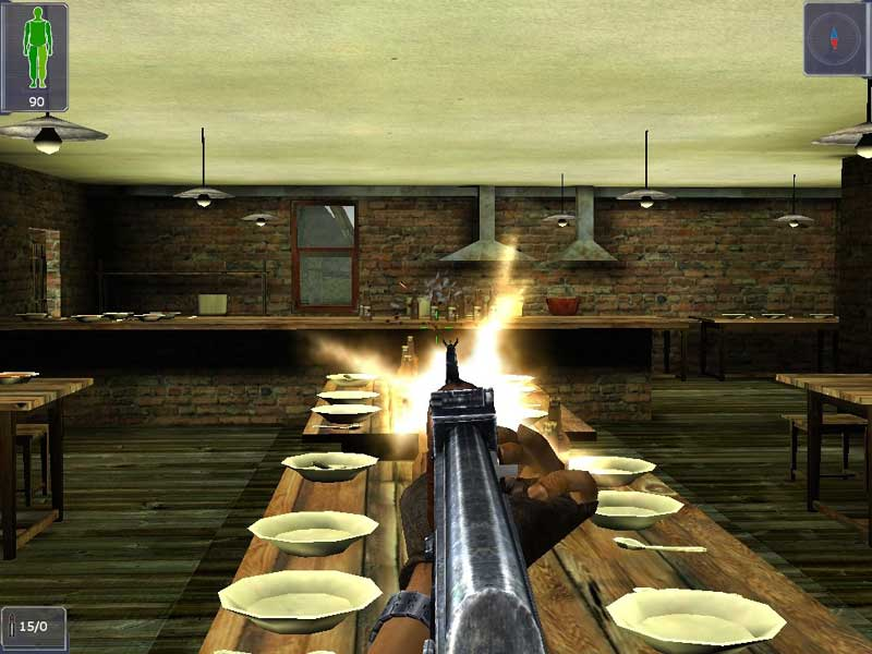 fps游戏 沸点 地狱之路 硬盘版 游戏