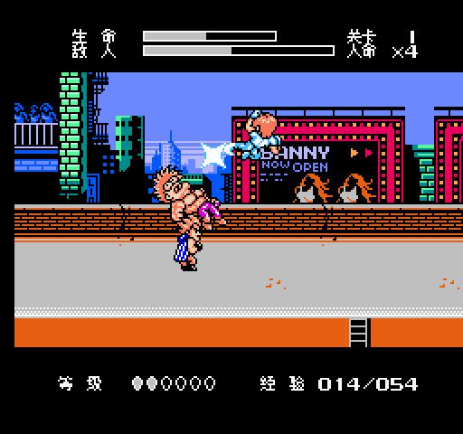 《快打旋风》是一款非常具有可玩性的动作闯关游戏,3个
