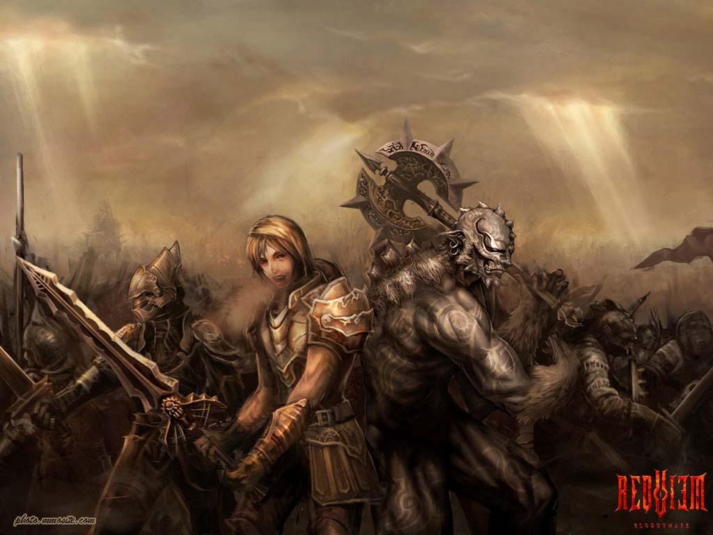 更在画面的渲染上极尽所能,将游戏中怪兽的肢体破碎,血液飞溅描绘的