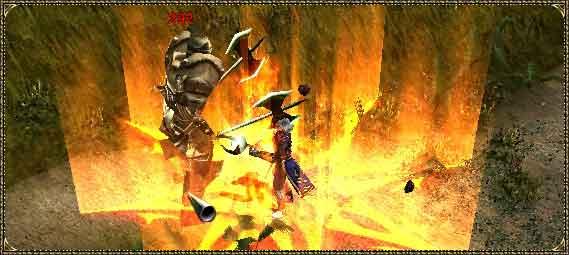 地狱火战士幻化