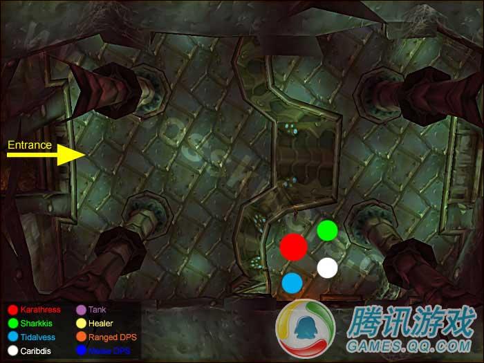 魔兽世界资料片:燃烧的远征_毒蛇神殿副本攻略